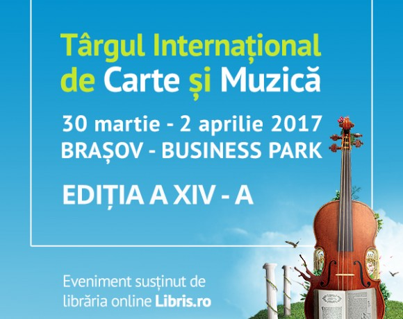 TARGUL INTERNATIONAL DE CARTE SI MUZICA LIBRIS BRASOV – PROGRAM